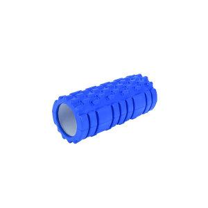 IW_마사지 폼롤러 33cm_블루 /두가지지압 돌기형표면