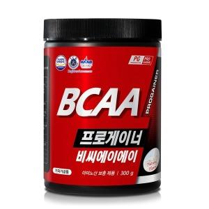프로게이너 BCAA 300g 필수아미노산 보충제