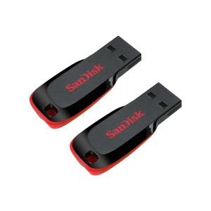 샌디스크 크루저블레이드 USB 32GB+32GB+CType젠더