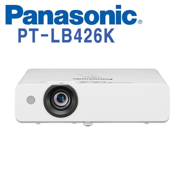 파나소닉 LCD 빔프로젝터 PT-LB426K 저소음 프로젝터