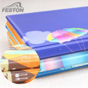 패스톤 코팅 캠핑매트 야외 접이식 돗자리 (150X200)