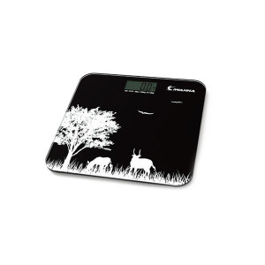 IW_전자식 체중계_KS1070_블랙 /최대하중 150kg