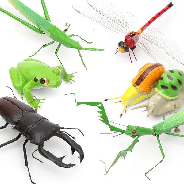 곤충모형 곤충장식 팬던트 환경구성