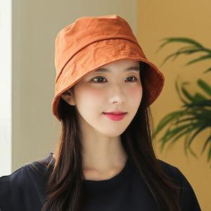 벙거지모자 봄 여름 여성 모자 버킷햇 등산 챙모자