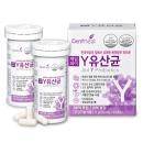 한국 여성 질 유래 특허 유산균 제일 와이 Y유산균 2개