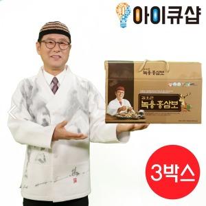 김오곤 녹용홍삼보 녹용 홍삼진액 당귀 3개월(90포)