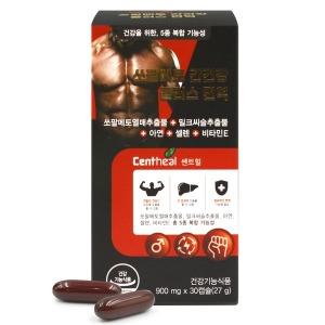 쏘팔메토 전립선 간건강 면역 아연 비타민E 영양제 1개