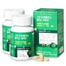 브라질산 그린프로폴리스+비타D/항산화+면역 90정 2+1