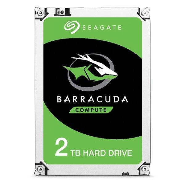 (정품) Seagate 2TB BarraCuda ST2000DM008