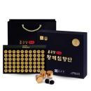 황제침향단 60환 1박스 고급 쇼핑백 증정 선물세트