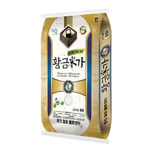 황금미가 쌀 20kg 20년산 (당일도정)