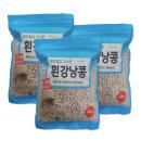 흰강낭콩 1.8kg(600gx3봉) 미해군의 영양식단 네이비빈