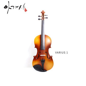 티커스텀 어린이 연습용 바이올린 바리우스1 풀패키지