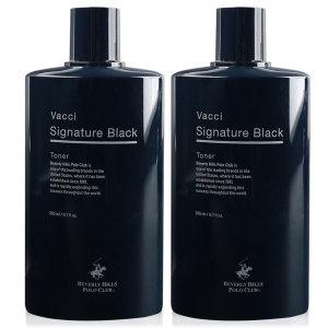 (1+1)비버리힐스폴로클럽 시그니처 블랙 토너 200ml