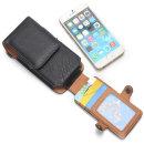 핸드폰가방 폰케이스 휴대폰 휴대용 카드수납 케이스