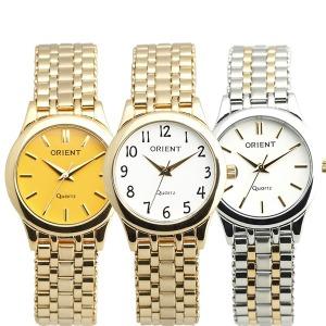 오리엔트 정품 네오 클래식 여성 메탈 손목시계
