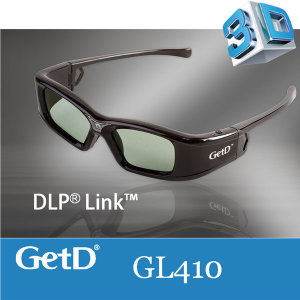 3D안경/GETD/GL410/DLP-LINK/충전식/LG/벤큐/옵토마