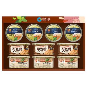 청정원 선물세트 우리팜 특선3호 1개