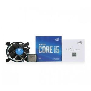 INTEL 코어 i5 코멧레이크S 10400F (정품박스)