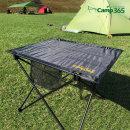 캠핑테이블 캠핑용품 접이식 초경량 700g 2color