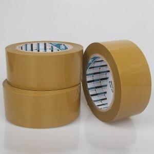 박스테이프 OPP택배포장테이프 황색더블경포장80M50개