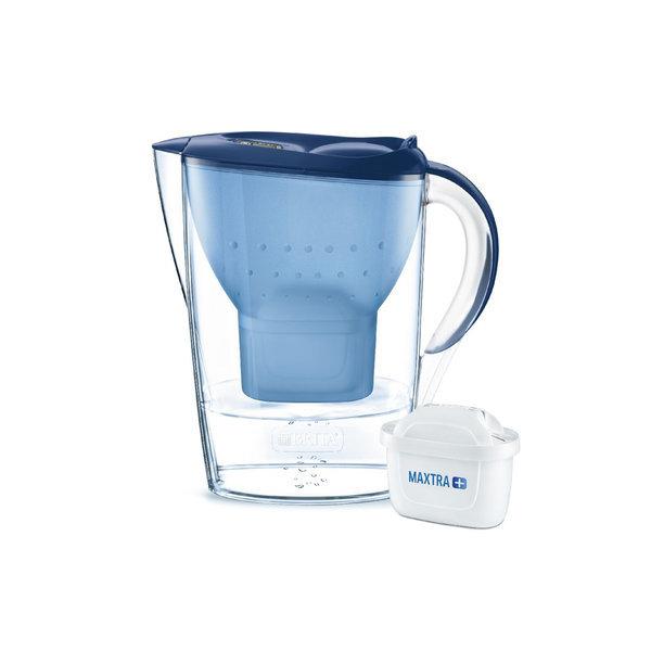 브리타 정수기 마렐라XL 블루3.5L + 기본필터1개/무배