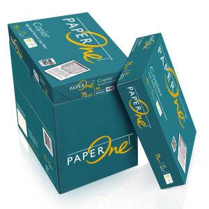 페이퍼원(copier) 75g A4 복사용지 2BOX (5000매)