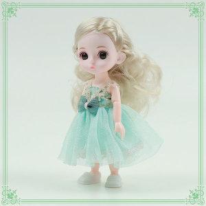 구체관절인형 베이비돌 여아생일선물 16cm 엘레나