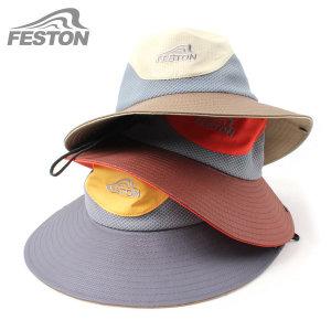 패스톤 야크로 등산모자 자외선차단 캠핑 사파리 모자
