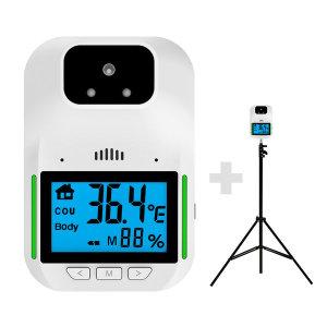 MFK365플러스 비접촉 적외선 온도계습도계 발열체크기