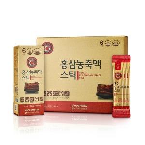 홍삼농축액스틱/6년근홍삼/홍삼/홍삼정