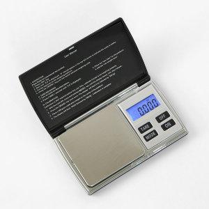 휴대용 소형 전자저울 1kgx0.1g 주방저울 계량