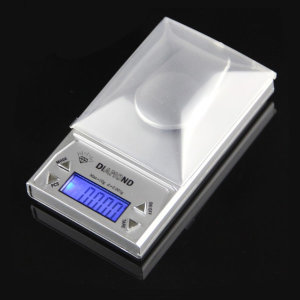 휴대용 초소형 전자저울 50gx0.001g 초정밀저울