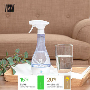비스카 휴대용 무선 전해수기 VK-YB150HC 살균소독