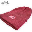 패스톤 자수비니 패션비니 방한 겨울 모자