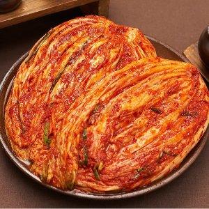 100% 국산 포기김치 10kg /명절특가/양념 풍부한 김치