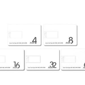U35 CARD 카드형 USB메모리 8GB
