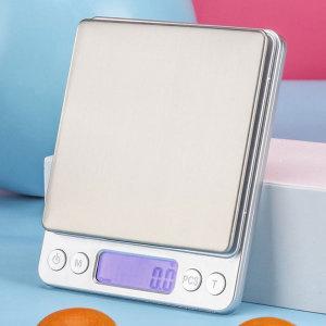 가정용 전자저울 디지털 주방 베이킹 이유식 저울