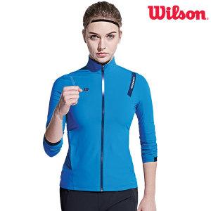 윌슨 3024 여성 트레이닝복세트 블루 단체복 츄리닝