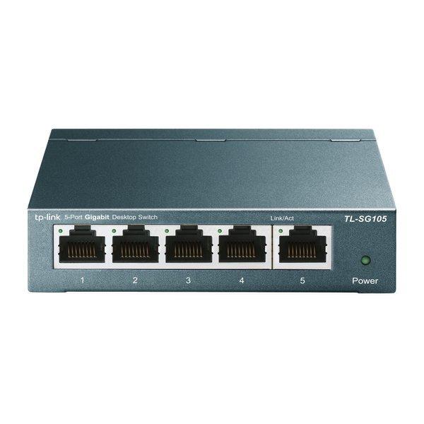 TL-SG105 인터넷허브 기가비트 데스크톱 스위칭허브