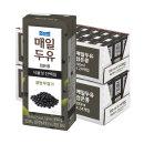 매일두유 검은콩 190ml 48팩 /두유/칼슘두유