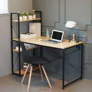 이지심플 컴퓨터책상 120 심플한 컴퓨터용 조립형 책상