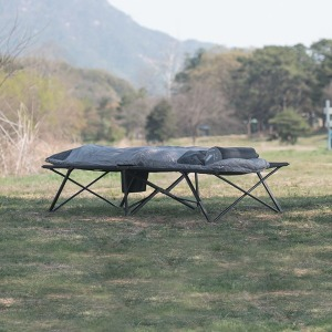 아이두젠 접이식 야전침대 캠핑 하드코트 서스펜스