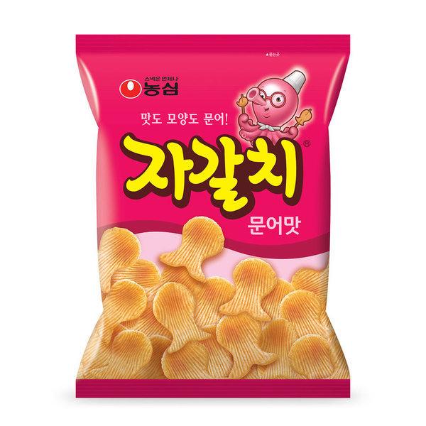 농심 _자갈치_90G