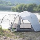 트라이베카 원터치 오토 6 텐트 + 방수플라이 패키지