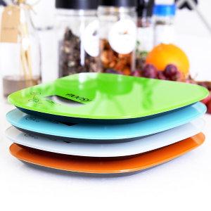 가정용 디지털 주방저울 전자저울 1kg - 색상 : 그린
