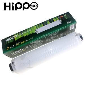 국산 히포 LED 터널등 20W 크리스탈/욕실등/화장실등