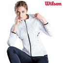 윌슨 여성 경량 바람막이자켓 5102 화이트 멀티자켓