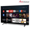에이스 50인치 구글 스마트TV 4K UHD 와이드뷰 HDR