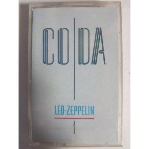 Led Zeppelin Coda 테이프 미개봉